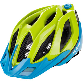 KED Spiri Two Casco, green blue